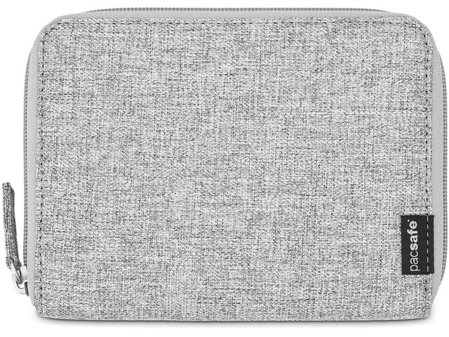 Pacsafe RFIDsafe LX150 Passport Wallet Tweed Grey